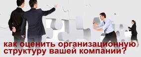 бесплатный тест организационной структуры